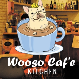 Wooso caf'e kitchen